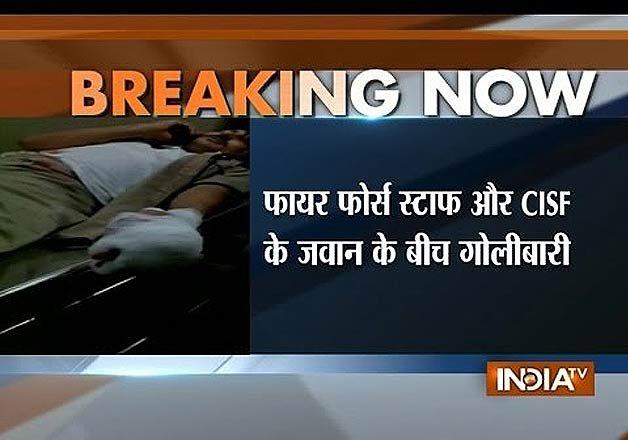 nine aai officials arrested for cisf trooper s murder