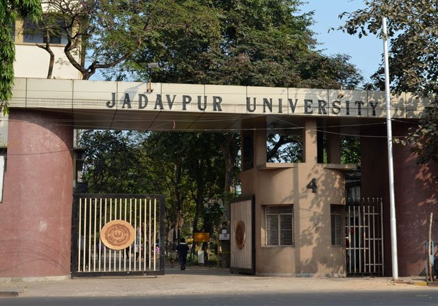 jadavpur univ not to file fir against students who raised