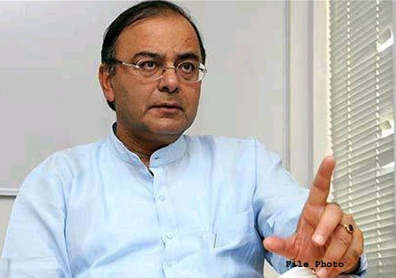 don t ignore domestic black money jaitley to tax officials