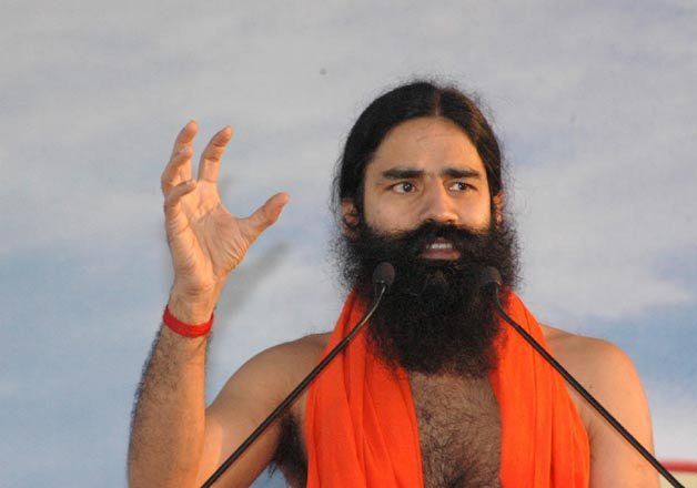govt not spending money for promotion of vedas ramdev