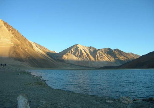 Lake burst triggers flash floods in Kargil