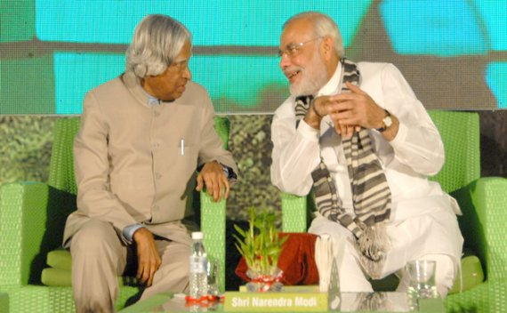 Narendra Modi Wishes A P J Abdul Kalam On His Birthday India News India Tv