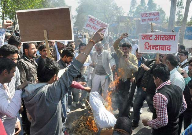 jat stir death toll rises up to 19 as protests spread to