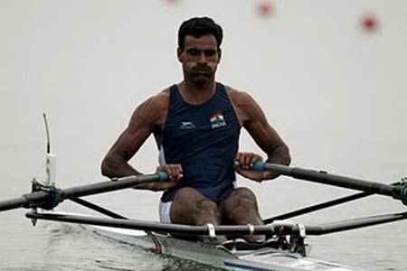 takhar creates history wins gold in men s sculls
