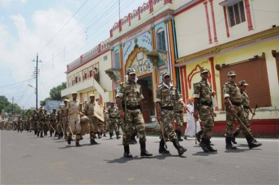 14 kosi parikrama begins in ayodhya