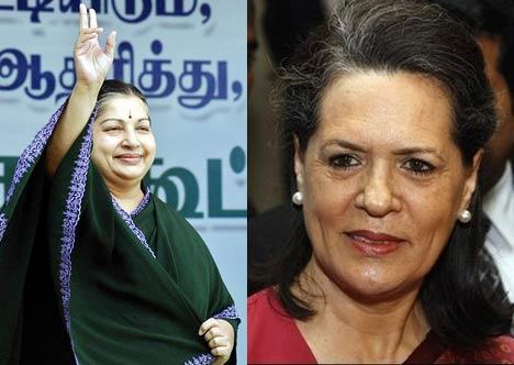 jayalalithaa s open unconditional offer to sonia sack raja