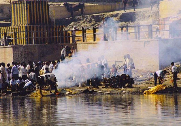 hindus cremation procedure causes air water pollution ngt