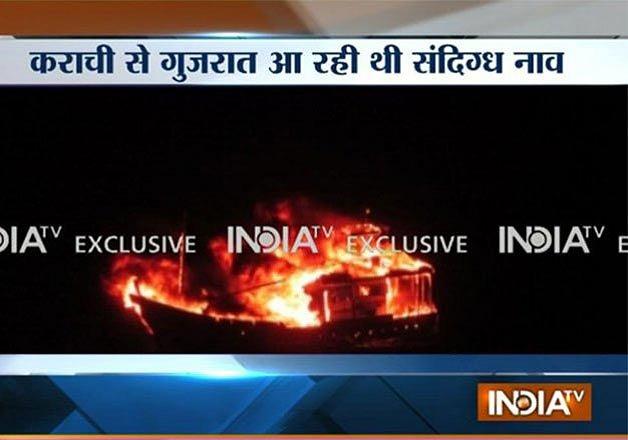 pak terror boat intel agencies had tip off about sea attack