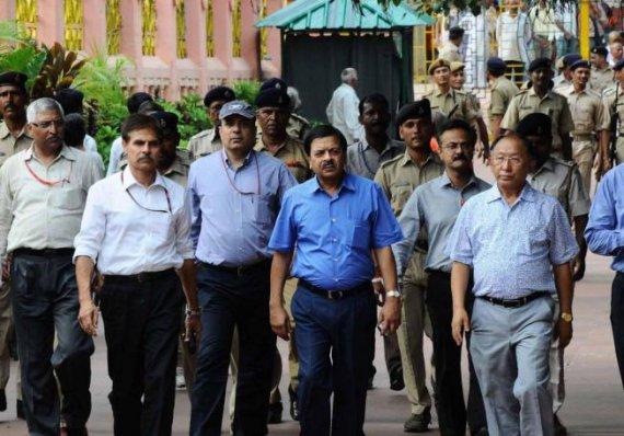 nia chief monitors probe into burdwan blast