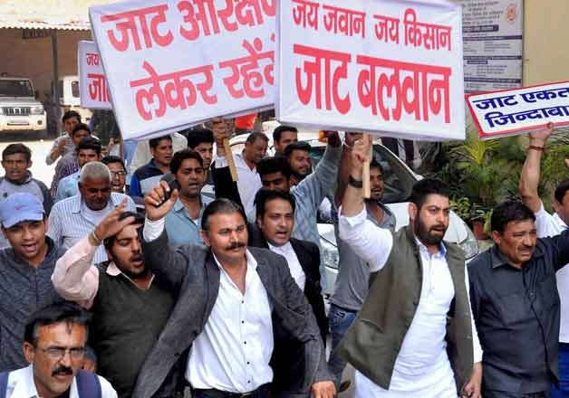 stir will end only after quota ordinance jat leaders