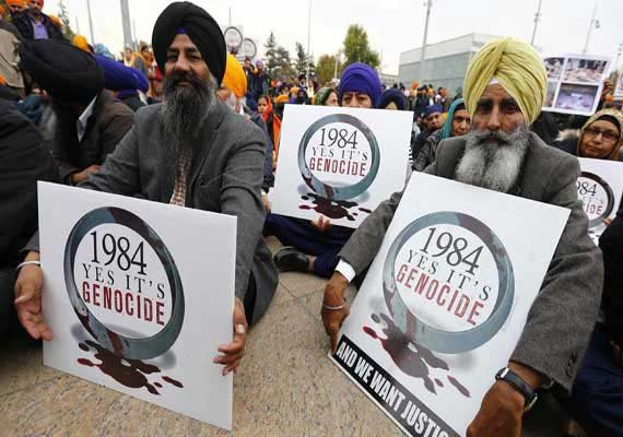 sikh group criticises compensation to kin of 1984 riot