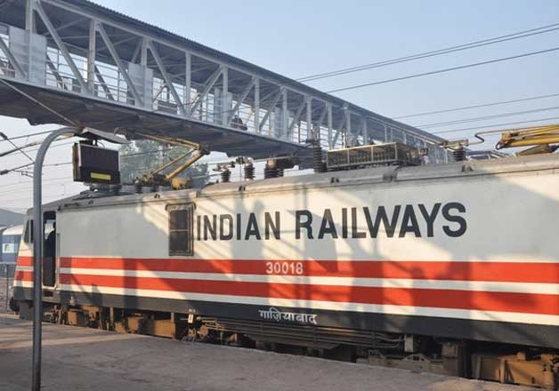 railways to use drone satellite techno to monitor projects