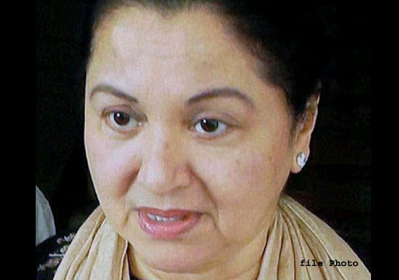 have no undisclosed bank a/c abroad says radha timblo