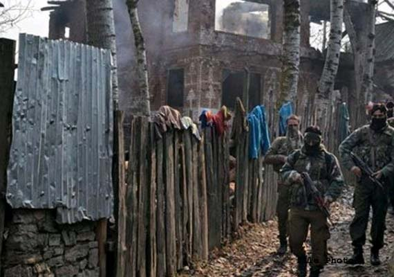 army officer militant killed in encounter