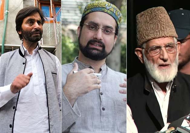 top 6 kashmiri separatists leaders