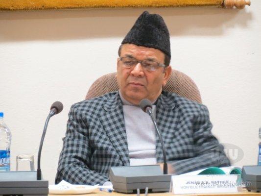 nc denies charge of discrimination against jammu region
