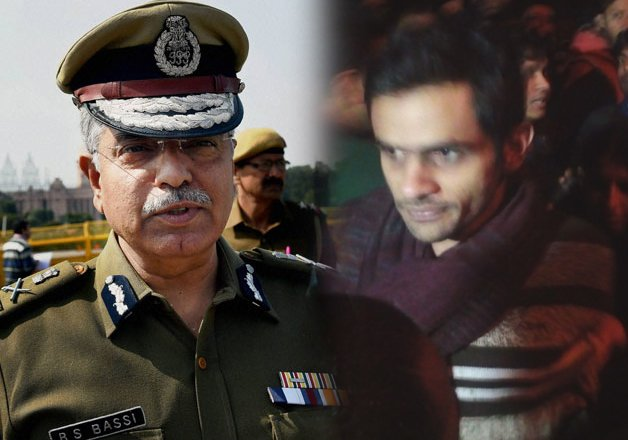 umar khalid others must join probe delhi police chief bs