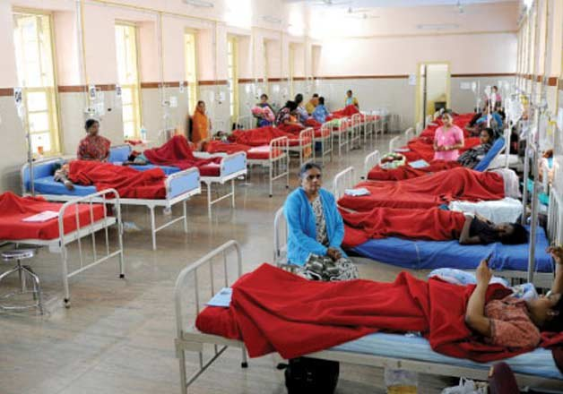 private hospital in haryana lands in controversy over fake