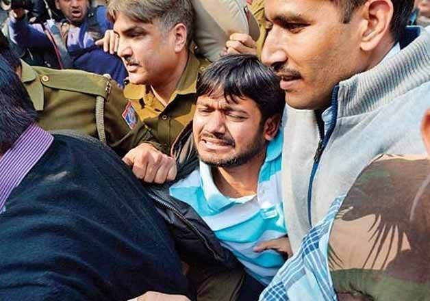 kanhaiya actually organised the event in jnu cops tell