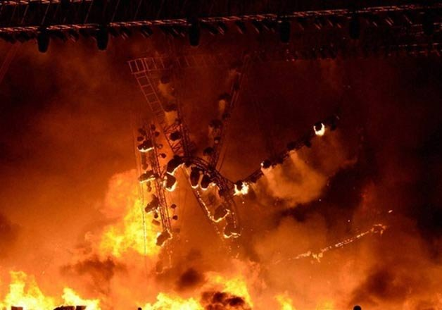 make in india fire brought under control cm orders probe