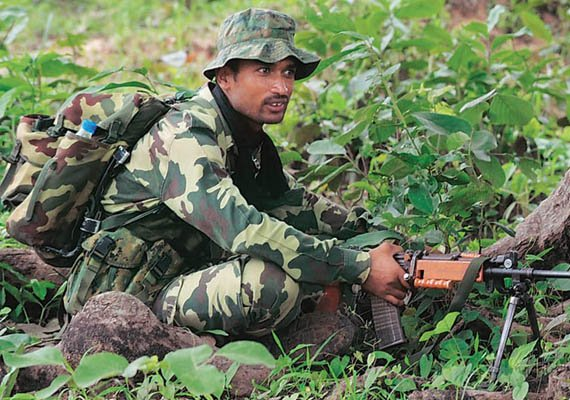 crpf screens films in naxal hit areas to connect with