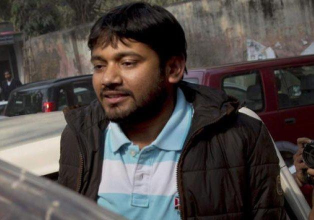 jnu row tight security at delhi hc for kanhaiya kumar s