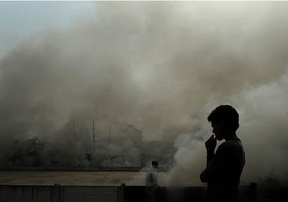 delhites may have to face serious health issues as air