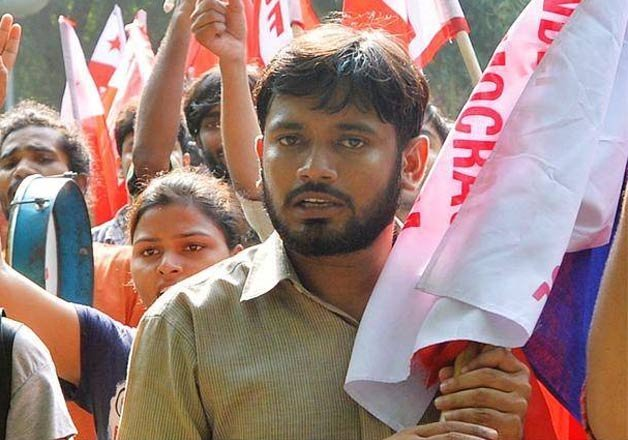 jnu row no video of kanhaiya shouting anti national slogans