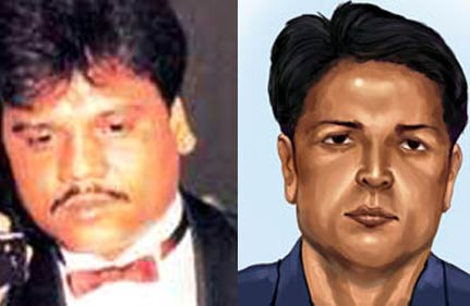 10 year chase ends rajan s man bunty pandey caught in