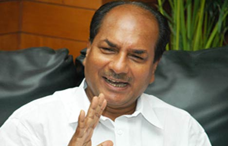 no cover up in adarsh scam says antony