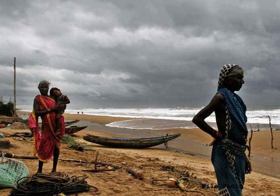 cyclone nilofar to hit gujarat as depression