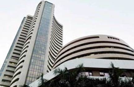 on diwali eve sensex zooms to all time high