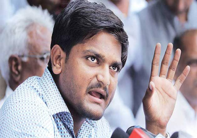 hardik lalji address patel gathering in vijapur