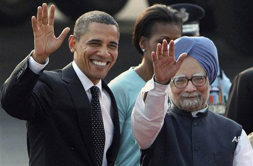 obama singh begin restricted talks delegations to join later