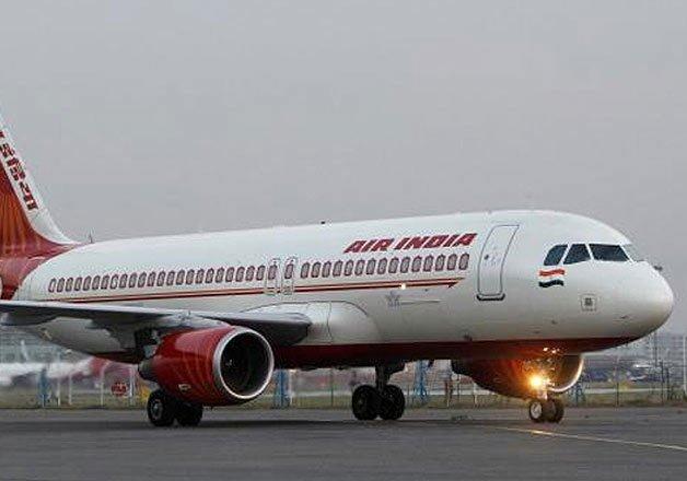 air india crew member caught stealing in flight food items