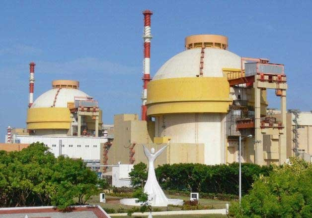 kudankulam nuclear power unit trips