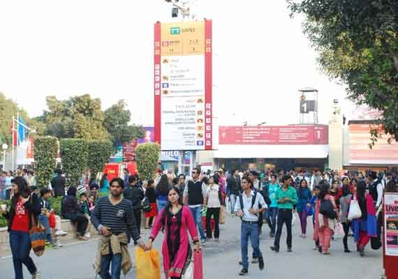 police register 165 firs during trade fair