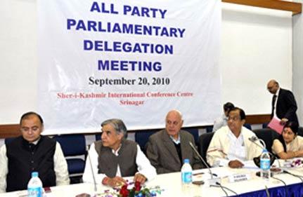 no breakthrough in par deadlock winter session set to be