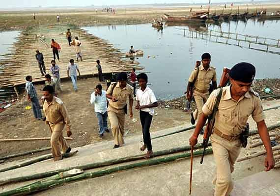6 boys drown another missing while setting ghat for chhath