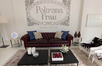 Poltrona Frau Design Bank.Poltrona Frau Opens First Showroom In Mumbai India News India Tv