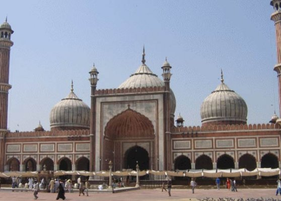 19 yr old son is bukhari s successor as jama masjid shahi