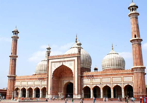 top 5 mughal monuments in india