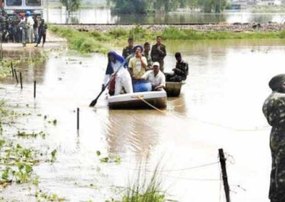 incessant rain claims 22 lives in punjab