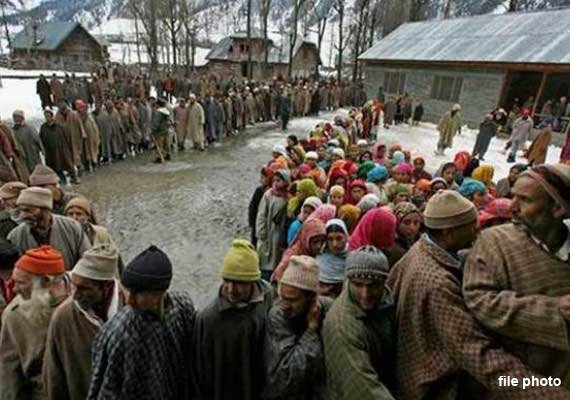 125 polling stations to be relocated along indo pak border