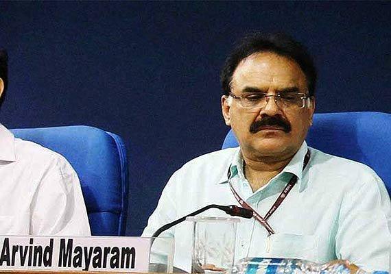arvind mayaram shifted to minority affairs ministry