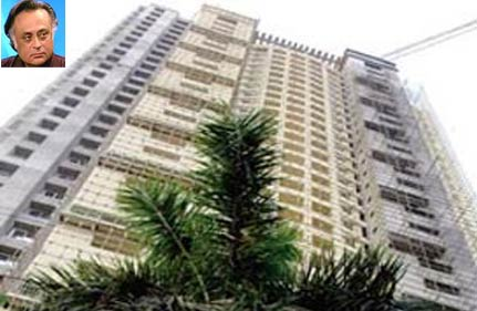 environment min issues show cause notice to adarsh society