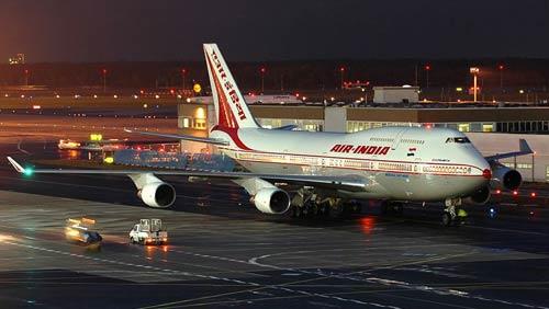 chaos at delhi airport as air india delays flights