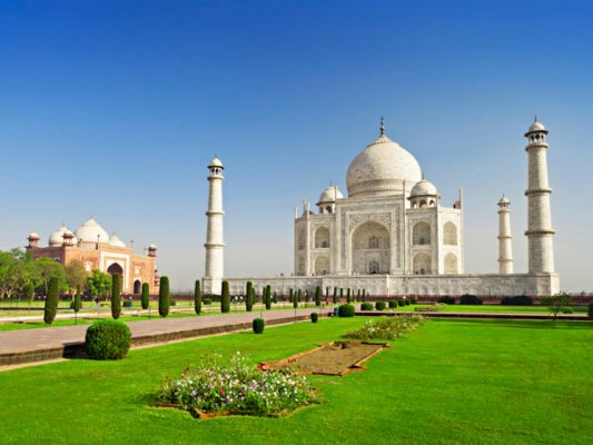 Online ticket booking for Taj Mahal entry from Christmas | India News –  India TV