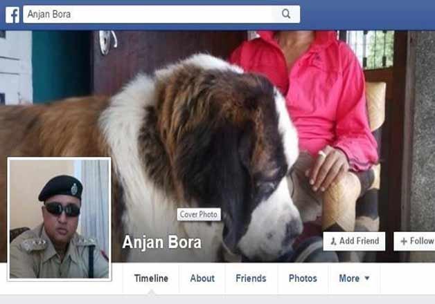 senior cop suspended for anti muslim remark on facebook