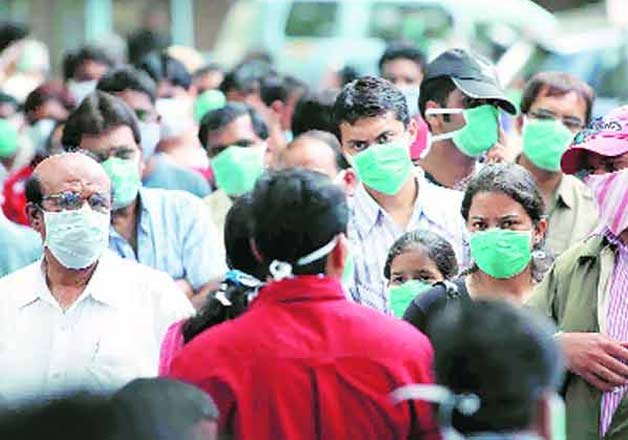 swine flu claims 34 lives in rajasthan
